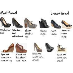 """formality of shoes"", Imogen Lamport, Wardrobe Therapy, Inside out Style blog, Bespoke Image, Image Consultant, Colour Analysis"