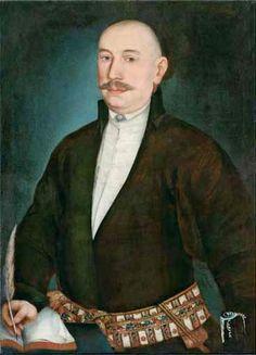 Józef Faworski - Portret Józefa Garbowskiego 1789.