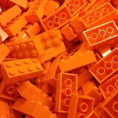 Orange theme uploaded by buttonandcoco on We Heart It Image de orange, lego, and aesthetic Orange theme uploaded by buttonandcoco on We Heart It
