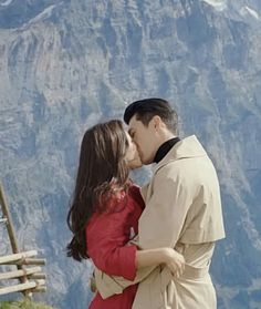 Korean Actresses, Korean Actors, Lee Jung, Hyun Bin, Paragliding, Korean Drama, Favorite Tv Shows, Photoshoot, Couple Photos