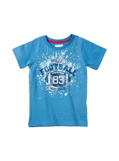 Pumpkin Patch - tees - short sleeve tee with print - W5BY11004 - aquarius - 5 to 14