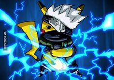 When being Pikachu is not enough!