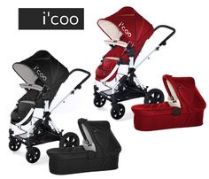 NEW! 2011 SPECIAL EDITION ICOO TARGO BABY STROLLER & BASSINET$349.99 w/ FREE shipping (was 700.00) at Shnoop.com