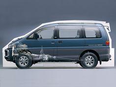 Mitsubishi Delica Space Gear 4WD '1994–97
