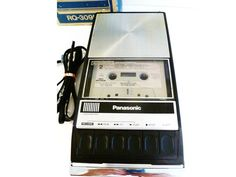 Panasonic Cassette Player Cassette Recorder, Tape Recorder, Living Vintage, The Prestige, Childhood Memories, Nostalgia, Audio, Coding, Tech