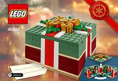 Christmas Gift 40292 - LEGO Gift with Purchase - Digital Building Instructions - LEGO.com