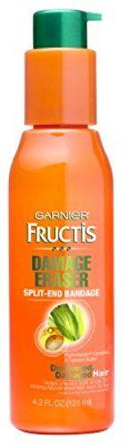 Garnier Fructis Damage Eraser Split-End Bandage 4.2oz (2 Pack) >>> Click image for more details.