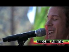 "Jahcoustix ""Another Day"" at Reggae Rising 2009 - YouTube"