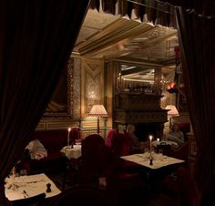 Bar Deco, Hotel Costes, Old Money, Rich Life, Dream Life, Aesthetic Pictures, Parisian, Interior And Exterior, Beautiful Places