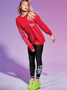 f25cc8acbfdf9 62 Best vspink campus tees images in 2016 | Victoria secret pink ...