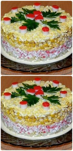 International Recipes, Vanilla Cake, Christmas Crafts, Cooking, Kitchen, Desserts, Food, Russian Recipes, Pies