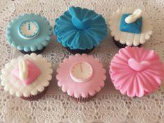 Cupcakes Cinderela - Princesas