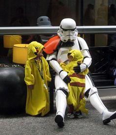 Stormtrooper loves #Pokemon #StarWars #geek