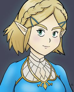 Here is my illustration of Zelda. Inspired by the new teaser trailer for BOTW sequel. Breath Of The Wild, Legend Of Zelda, Teaser, Princess Zelda, Inspired, Illustration, Fictional Characters, Inspiration, Instagram