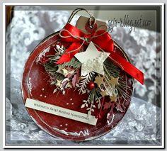 goja: kartki świąteczne bombki