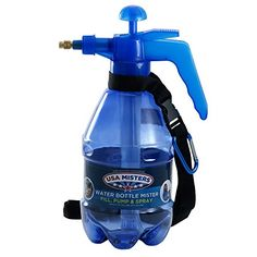 awesome CoreGear USA Misters 1.5 Liter Personal Water Mister Pump Spray Bottle