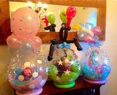 Resultado de imagen de decorar con globos