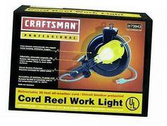 DIY  Tools Craftsman Cord Reel