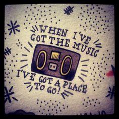 #rancid #radio #punk #tattoo