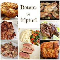 retete de fripturi Carne, Main Dishes, Steak, Food And Drink, Beef, Cooking, Recipes, Main Course Dishes, Meat