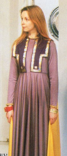 From the archives of the Timelords\ Born 28 June 1951 Lalla Ward portrayed the Princess Astra in The Armageddon Factor (1979), a likeness chosen to be the second incarnation of the Time Lord Romana (Romanadvoratrelundar) from the beginning of Destiny of the Daleks (1979) through the end of Warriors' Gate (1981).  Age during show: Destiny of the Daleks 28 years .. Warriors' Gate 29 years .. Dimensions In Time 42 years 2002 birthday: 51st Real name: (Lady) Sarah Ward