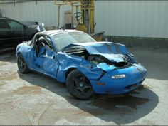 Teenagers Vandalize Cars In A Demolition Derby | 97.1 ZHT