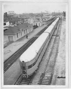 santa fe passenger trains - Bing images