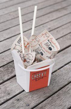 "D△NG△r ZONE (consumerbehaviourself: ""Cheeky Buns"" identityby...)"