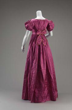 Woman's dress | Museum of Fine Arts, Boston 1820s