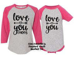 Mom and Daughter Matching ~ Mommy & Me Matching Shirts ~ Mother And Son ~ Mother and Daughter ~ Mommy Matching  Matching Outfit Gift For Mom by CutFromTheHeart on Etsy