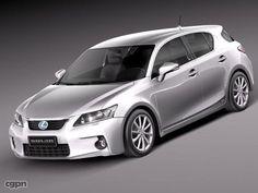 Lexus CT Wagon Hybrid
