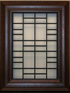 Decorative grilles