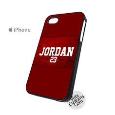 NBA Jordan Logo Phone Case For Apple, iphone 4, 4S, 5, 5S, 5C, 6, 6 +, iPod, 4 / 5, iPad 3 / 4 / 5, Samsung, Galaxy, S3, S4, S5, S6, Note, HTC, HTC One, HTC One X, BlackBerry, Z10