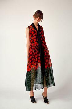 Chiffon Heart Banksia Dress | Romance Was Born