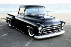 What year is this Chevy? '57?