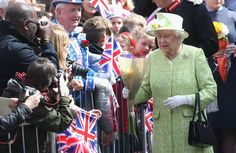 The Queen on top form as she celebrates 90th birthday - Photo 1