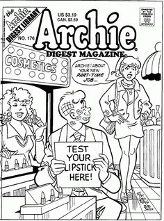 Archie Comics Coloring Pages 01 Color Amp Draw Christmas