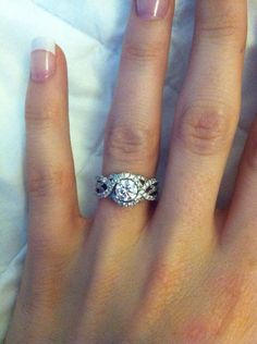 My engagement ring!!
