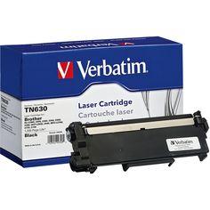 Verbatim Remanufactured Laser Toner Cartridge alternative for Brother #99358
