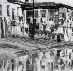 tampakika Greek History, Contemporary, Modern, Greece, Black And White, Purple, Painting, Club, Makeup