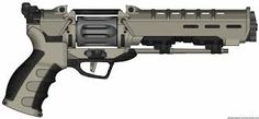 Image result for sci fi blaster pistol