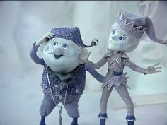 I want to cosplay this Jack Frost. I love William's version but this is the first (attractive) Jack Frost I fell for.  <First Jack Frost I met was in the Rainbow Magic fairy book series.....>