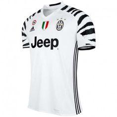 3ª Camiseta Juventus 2016/2017 Blanca