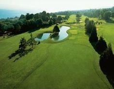 Découvrez l'Evian Masters Golf Club