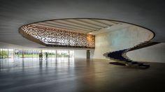 Oscar Niemeyer, Gonzalo Viramonte · Palácio do Itamaraty, 1970 · Divisare