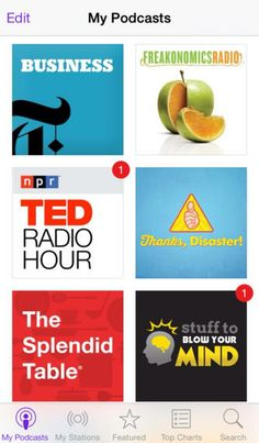 Top Free iPhone App #149: Podcasts - Apple by Apple - 04/27/2014