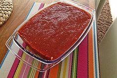 Portugiesische Quittenmarmelade (Rezept mit Bild) | Chefkoch.de Marmelade Recipe, Quince Recipes, Cake & Co, Food Club, Preserves, Pickles, Food Processor Recipes, Cake Recipes, Dips