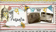 precious petunia, trailer addict, vintage travel trailers, vintag trailer