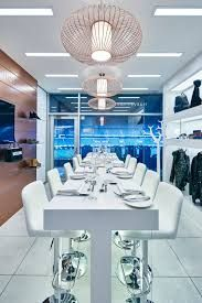 This Lighting Design Installation provided to Manchester City Etihad Stadium to the hospitality suites adds another dimension of luxury to the exquisite areas. City Of Manchester Stadium, Lighting Control System, Hospitality, Lighting Design, Commercial, Ceiling Lights, Luxury, Home Decor, Light Design