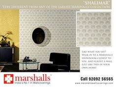 A collection with a an arab & persian fusion, available in a wide range of colours, prints & designs. Shop now - www.marshallswallcoverings.com #DesignerWalls #Wallpaper #ChooseYourColour #MarshallsWallcoverings #Walls #WallDecor #Interiors #Wallcoverings